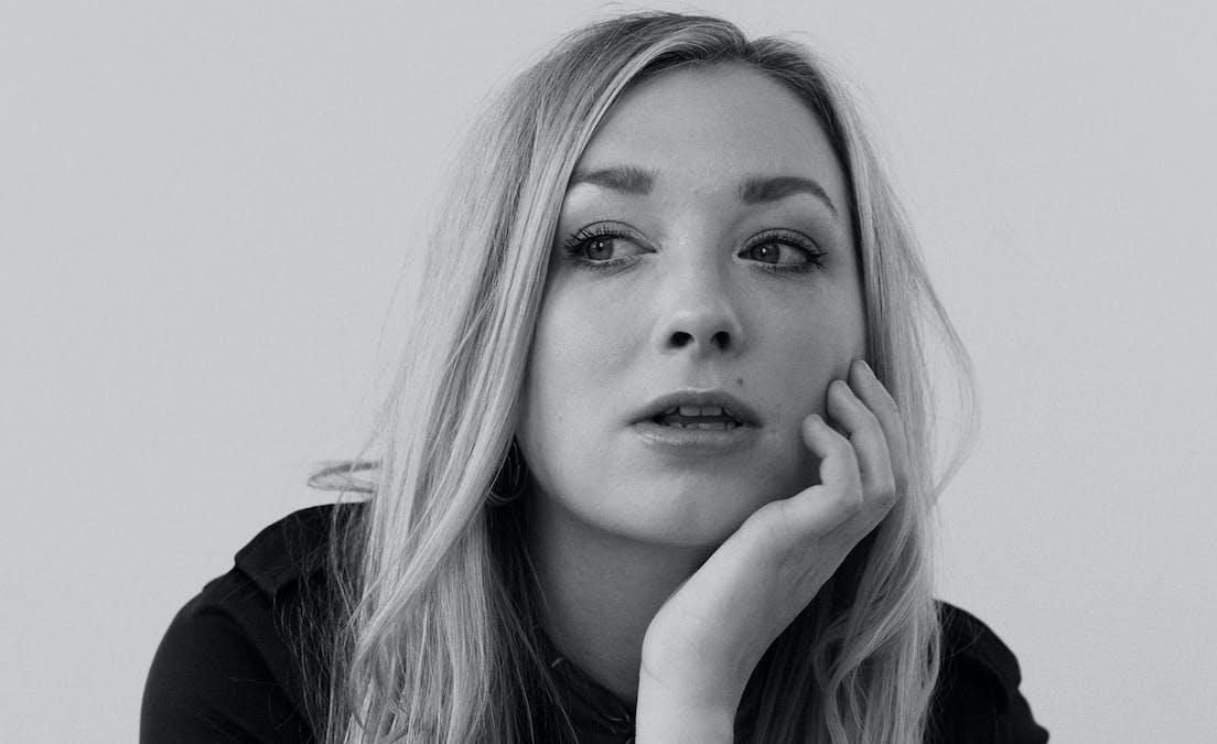 Sandra Beijer. Foto: Henric Lidsten.