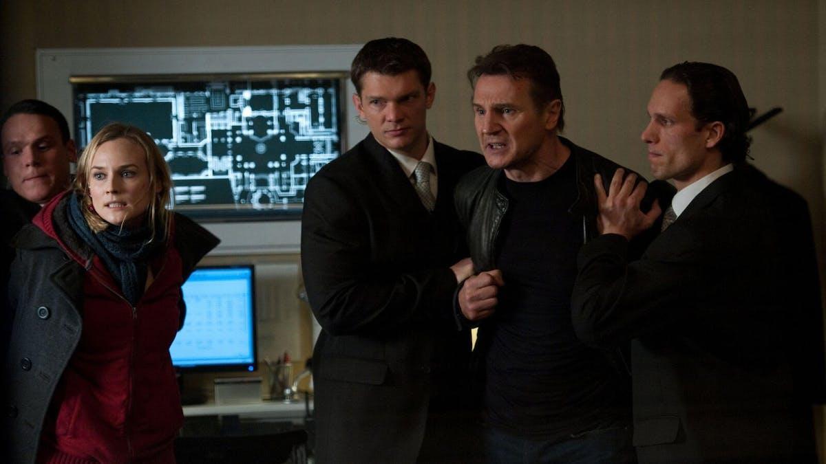 Liam Neeson thriller blir serie