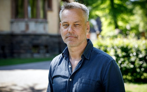 Henrik Schyffert. Foto: Johan Paulin/Discovery+