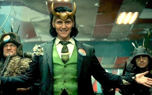 Loki - Intervju med Tom Hiddleston