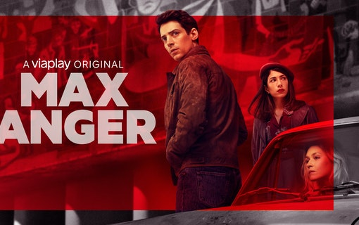 Max Anger: With One Eye Open (Säsong 1)