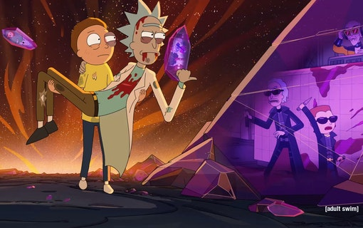 Rick and Morty säsong 5