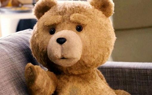 Ted blir serie