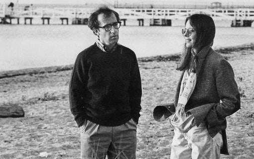 Woody Allen i Annie Hall