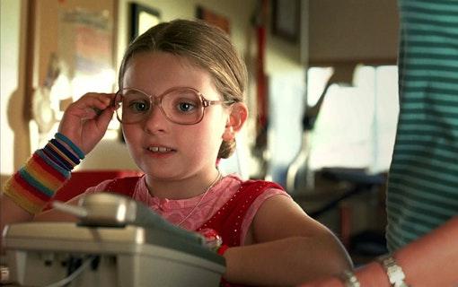 Abigail Breslin.