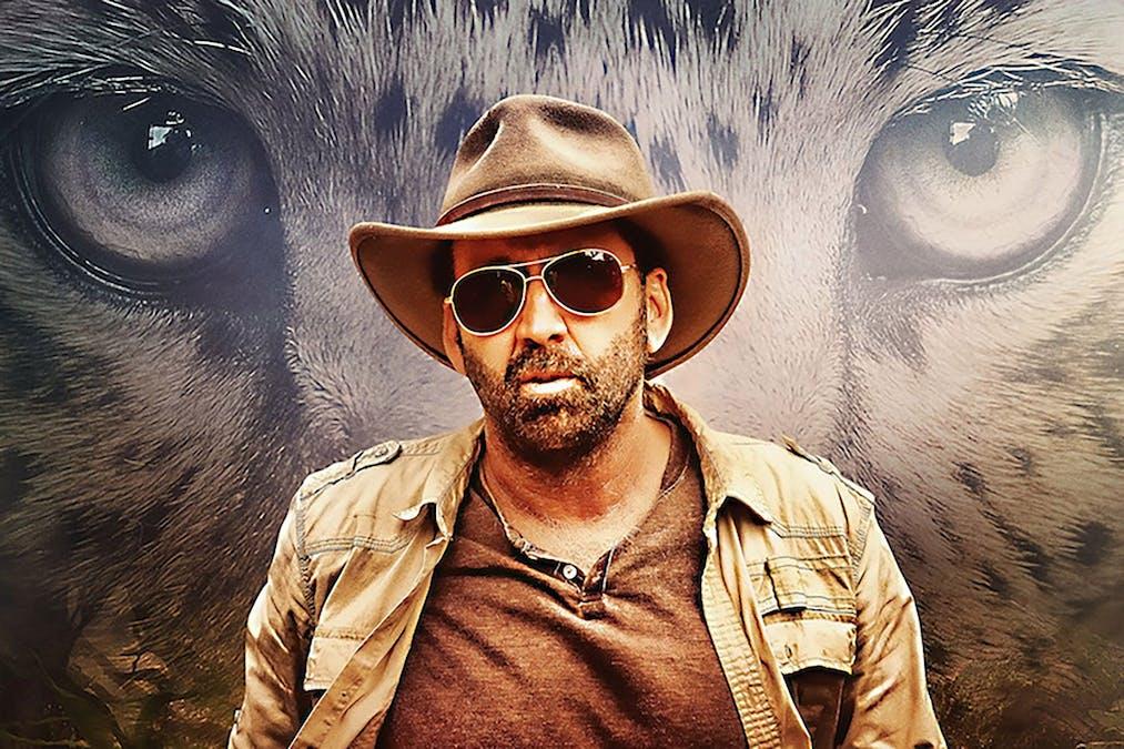 Nicolas Cage i Primal