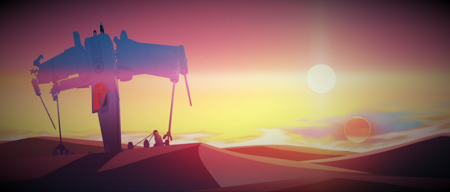 En första titt på Star Wars: Visions – då har serien premiär