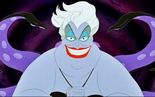 Ursula i den lilla sjöjungfrun