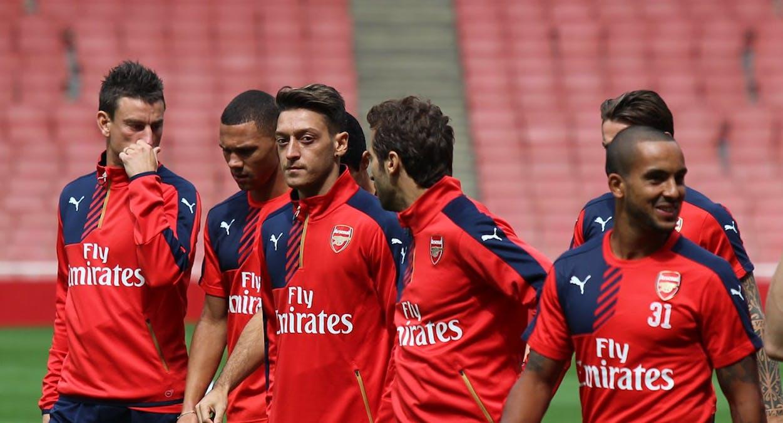 All or Nothing: Arsenal –då kommer den