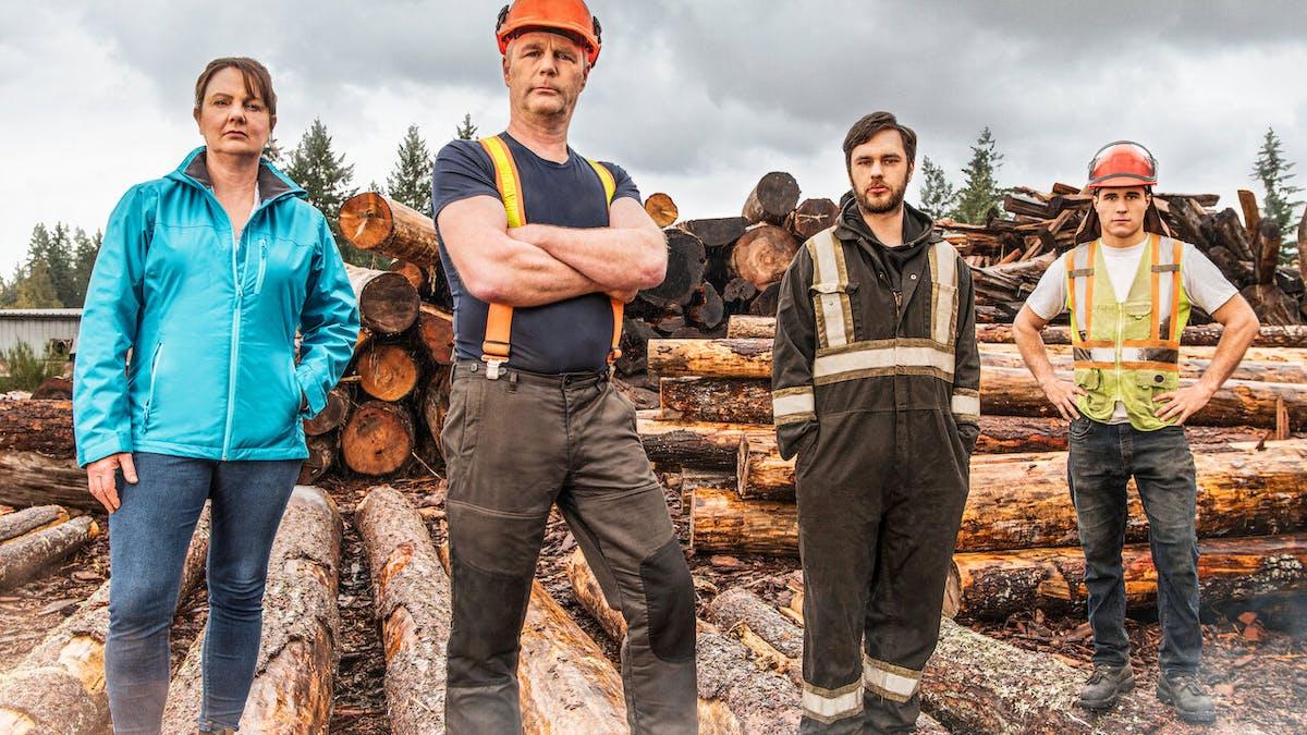 Premiär för reality serien Big Timber på Netflix