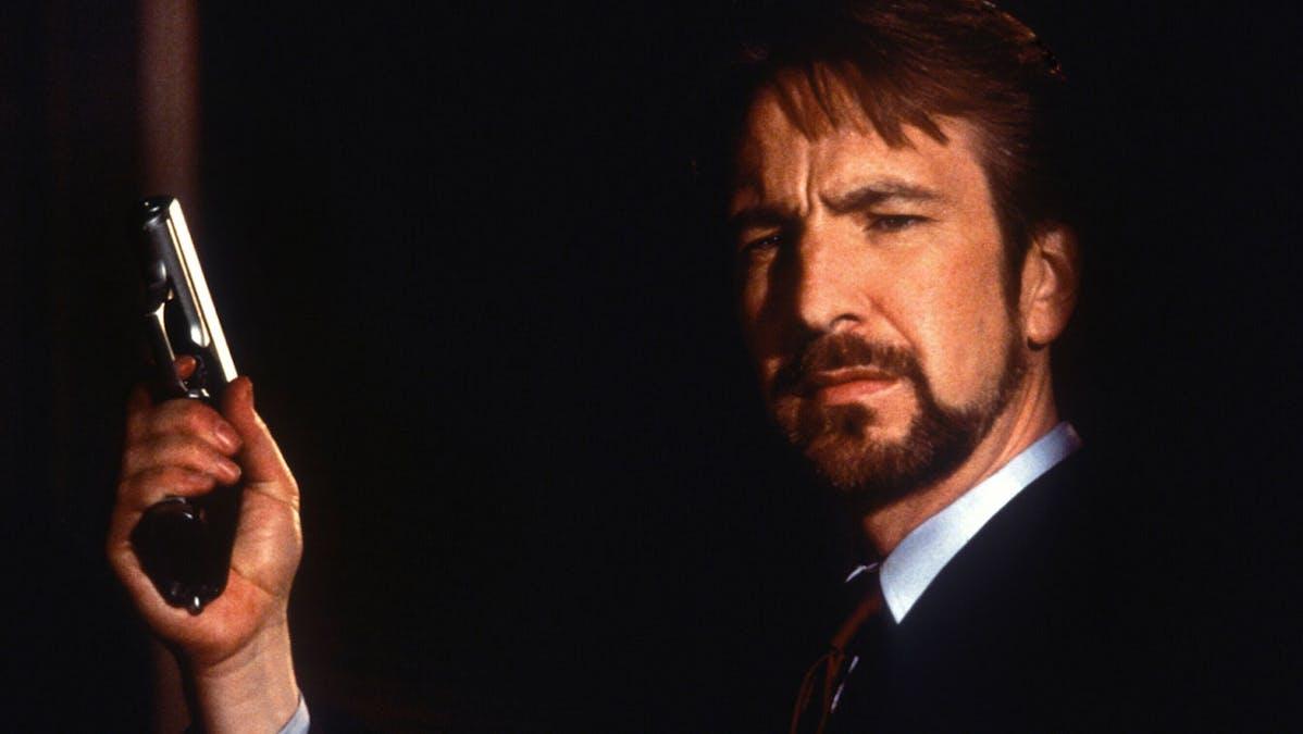 Alan Rickman i Die Hard