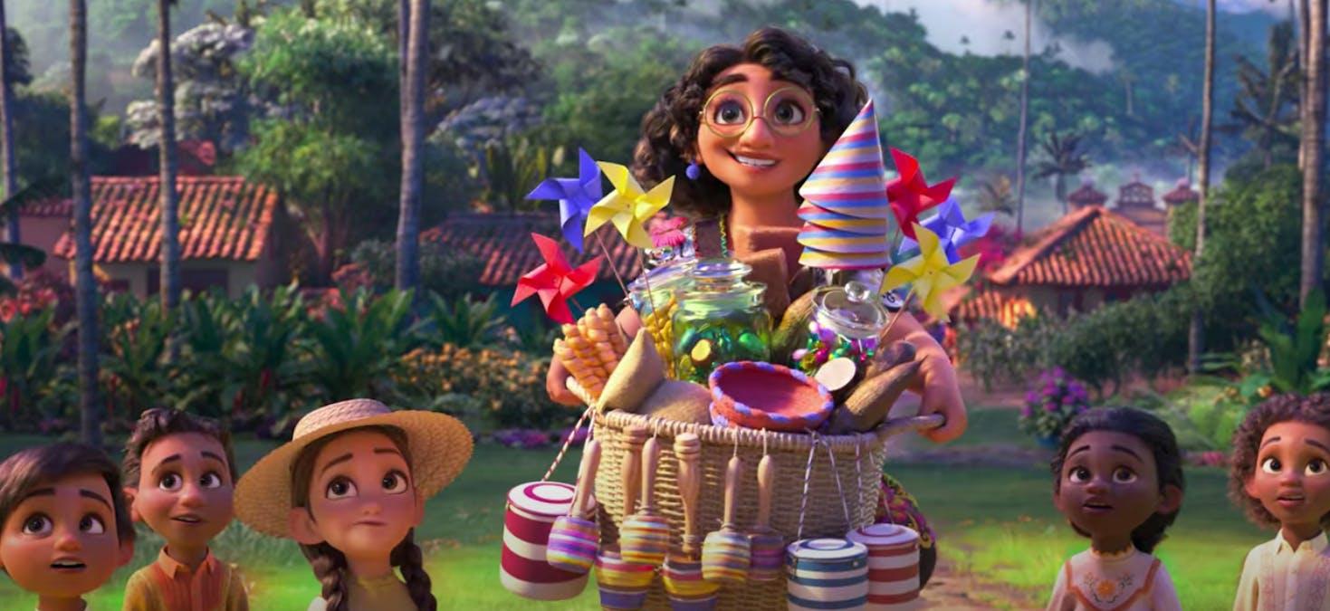 Trailer till Disneys nya musikal Encanto