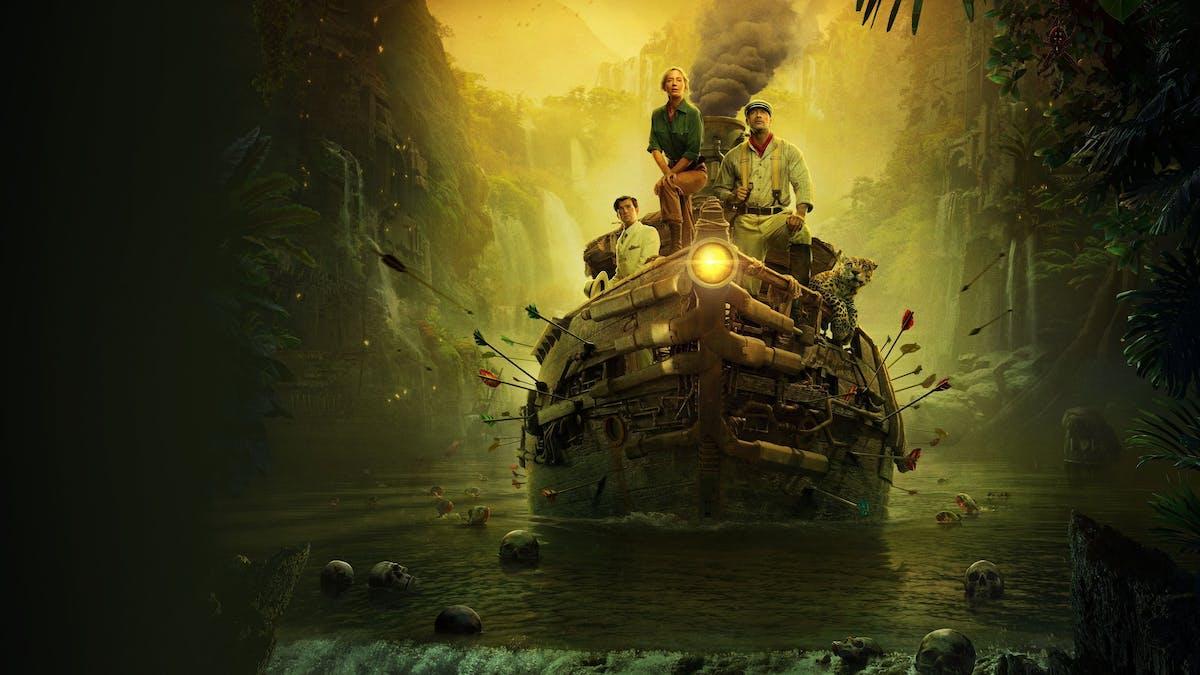 Disney gör Jungle Cruise 2
