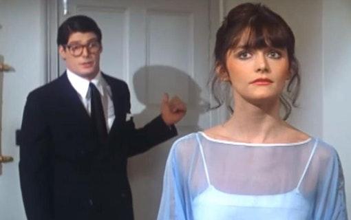 Margot Kidder som Lois Lane