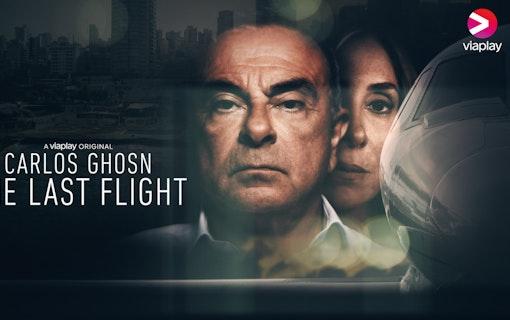 Carlos Ghosn – The Last Flight