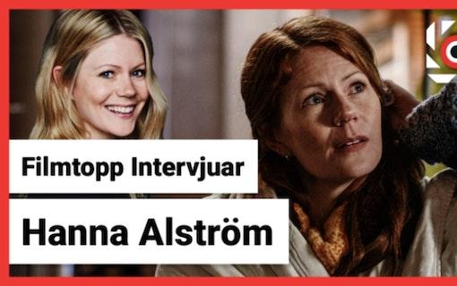 Hanna Alström om Agatha Christies Hjerson