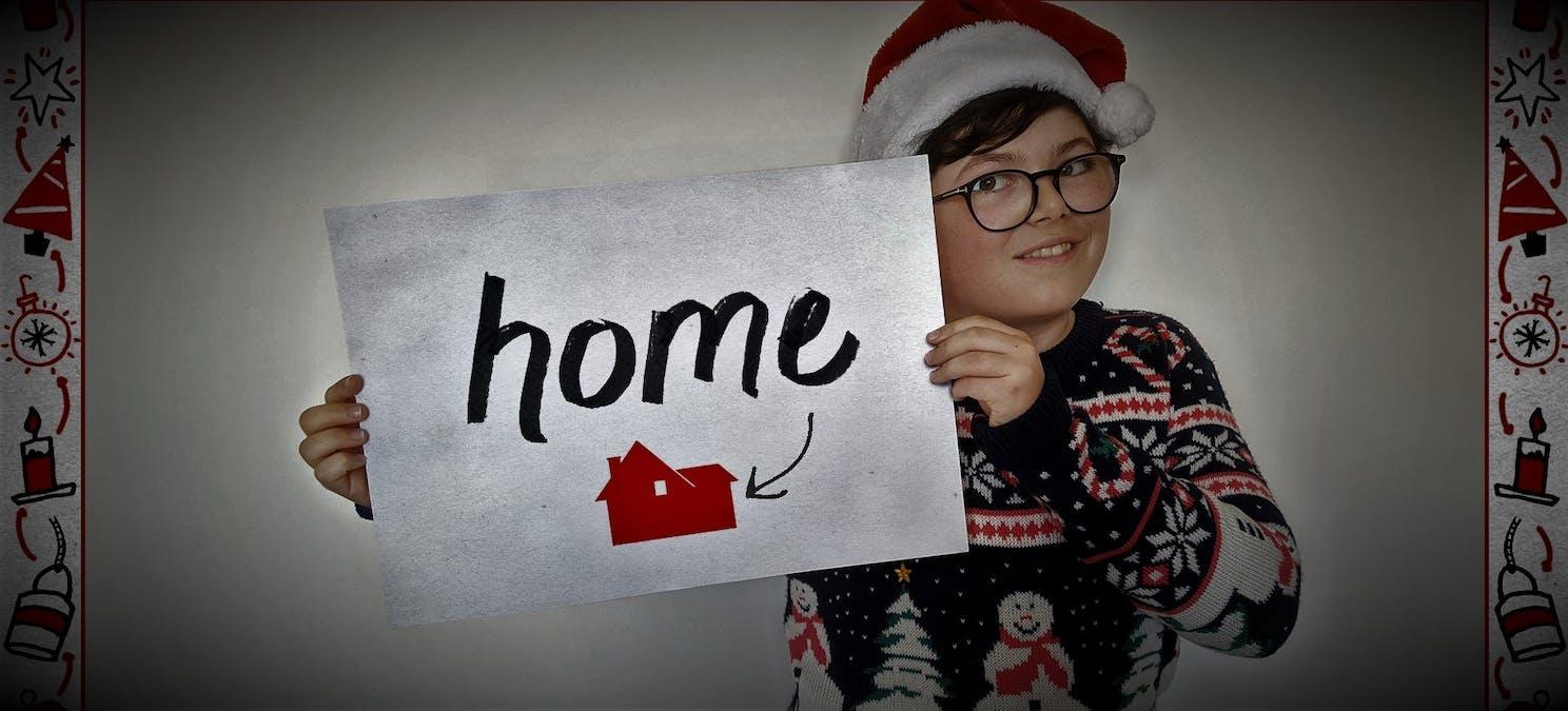 Då kommer nya Ensam hemma