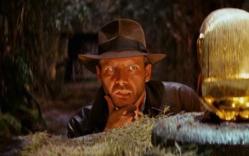 40 år med Indiana Jones i Sverige!