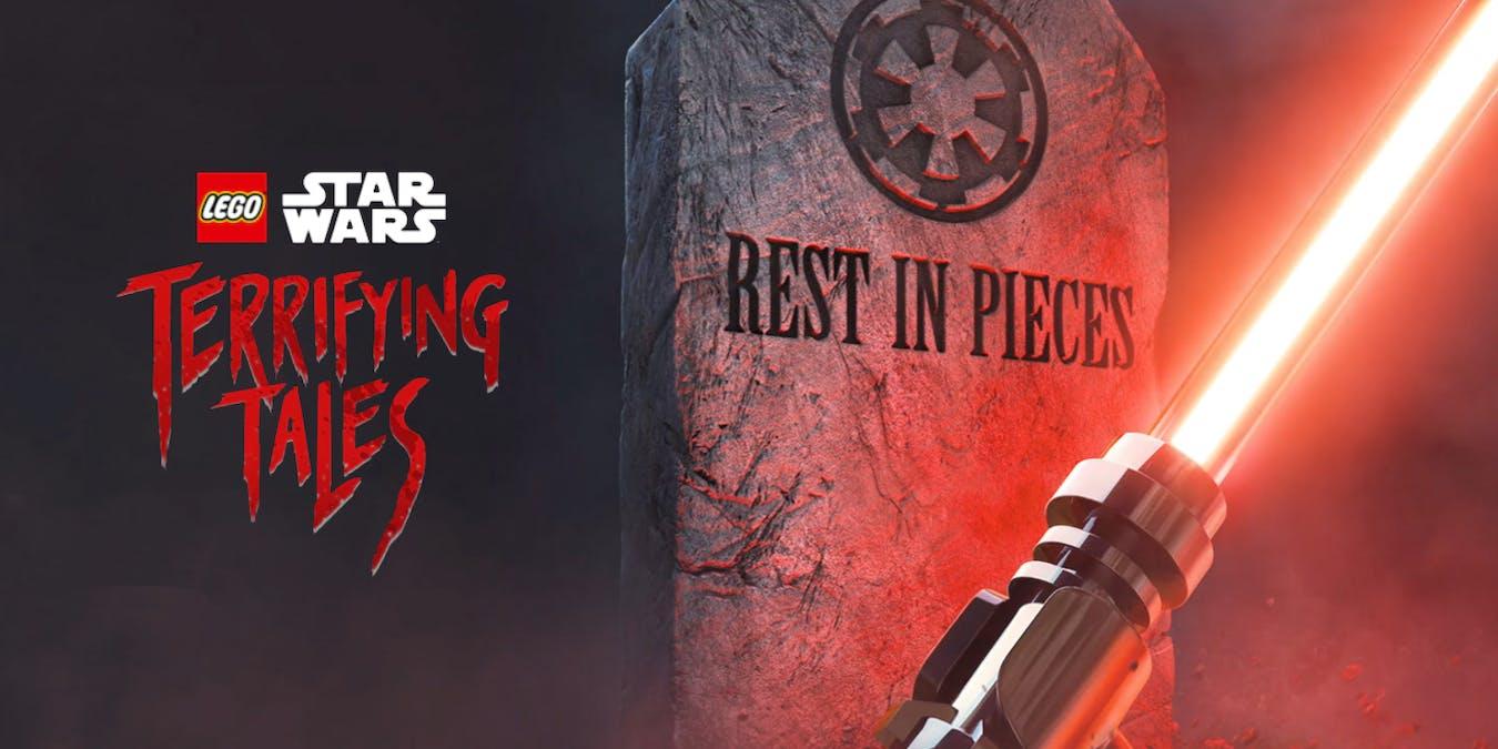 LEGO Star Wars Terrifying Tales. Foto: Disney Plus