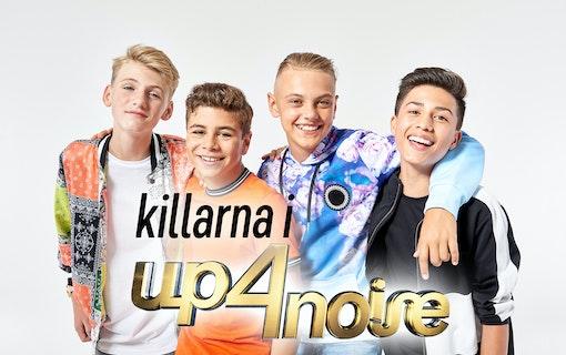 Premiär för up4noise säsong 2