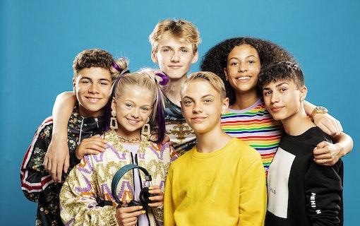Up4noise – möt stjärnorna Leo, Iggy, Sam och Alex