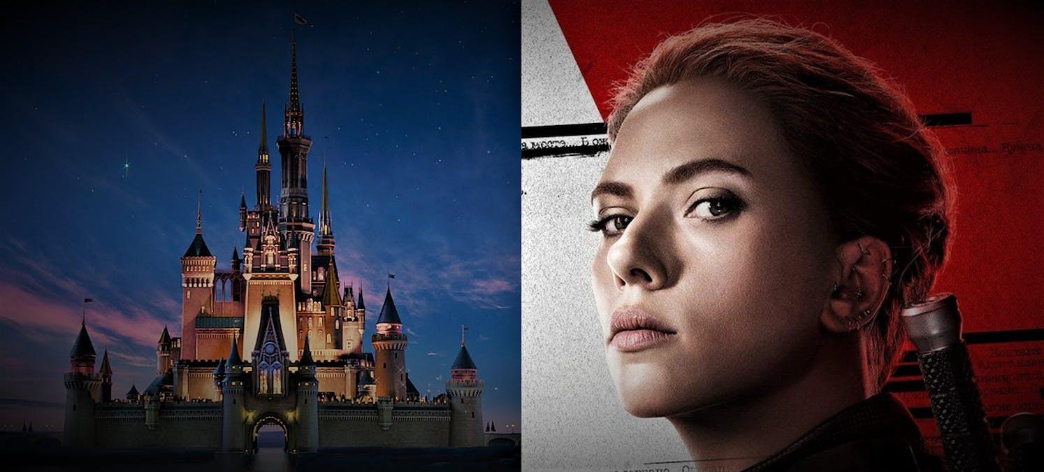 Tvisten mellan Disney och Scarlett Johansson hettar till ytterligare