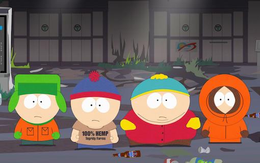 Två nya South Park-filmer om året
