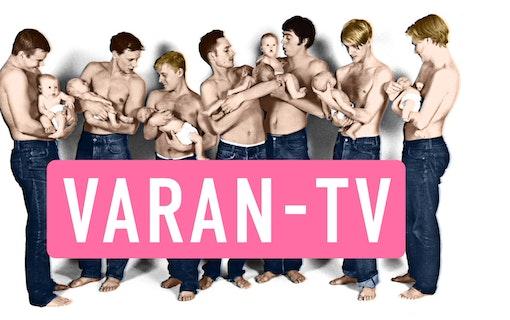 Nya Varan-TV kommer snart