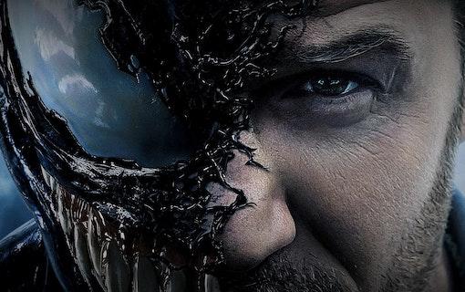 Venom och Spider-Man – Tom Hardy drömmer om en crossover