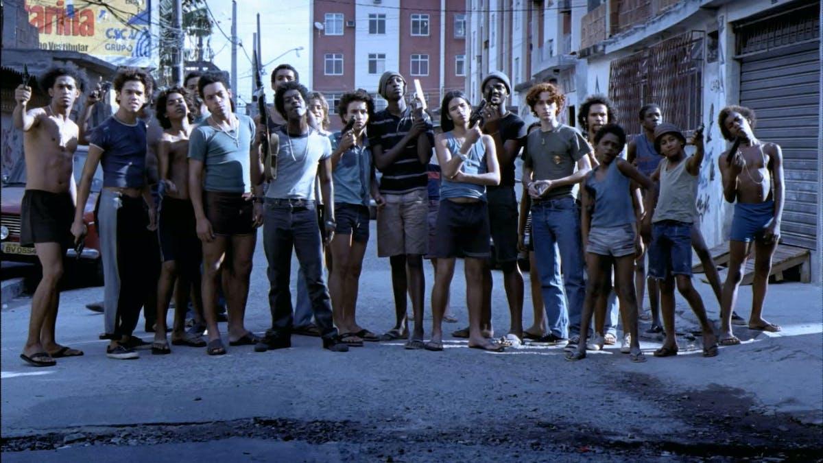 Brasiliansk film i svår kris