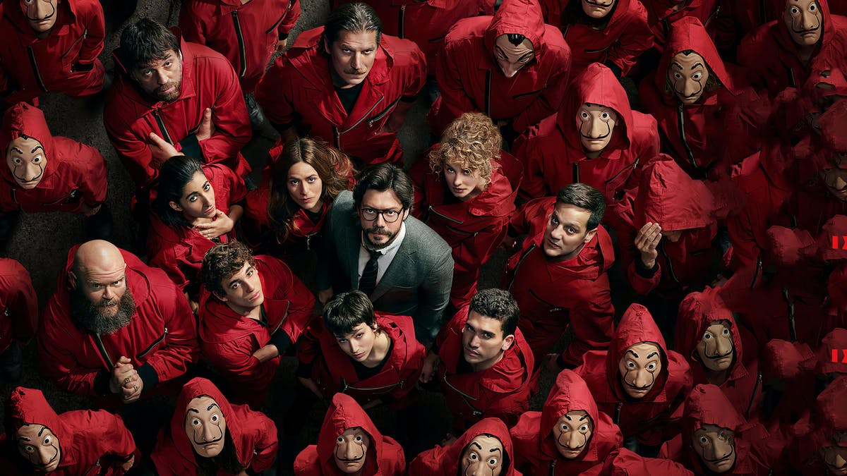 Trailerpremiär: La Casa de Papel säsong 5