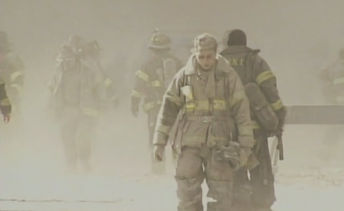 National Geographic släpper stor dokumentär om 9/11