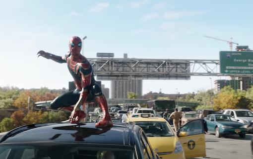 Trailerpremiär för Spider-Man: No Way From Home
