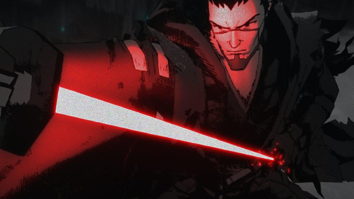 Trailer till unika anime-serien Star Wars: Visions