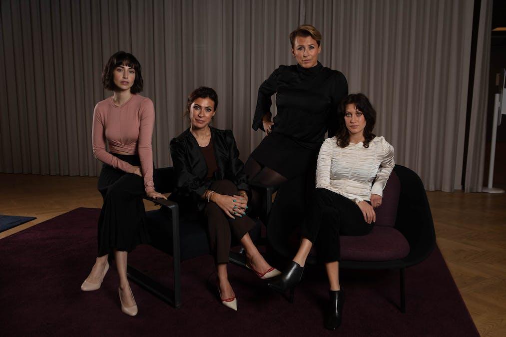 Första titt på Viaplays dramaserie Två systrar
