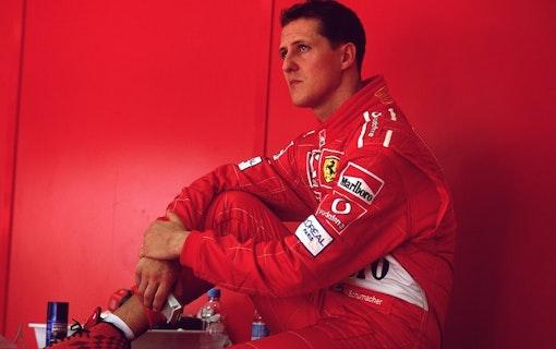 Schumacher. Foto: Netflix
