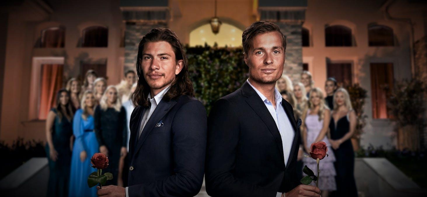 Simon Lindström och Sebastian Martinsson – årets ungkarlar i Bachelor Sverige