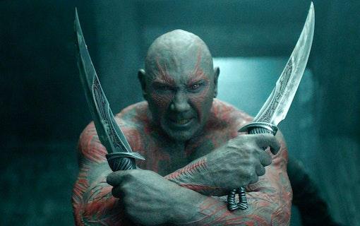 Guardians of the Galaxy Vol.3 blir ett bitterljuvt avslut säger Dave Bautista