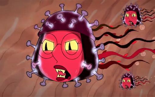 Family Guy lär oss om vaccin i ny kortfilm – se den här