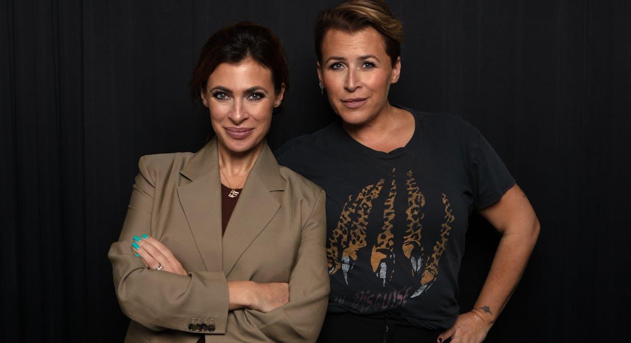 Amanda Schulman och Hannah Widell om Två systrar