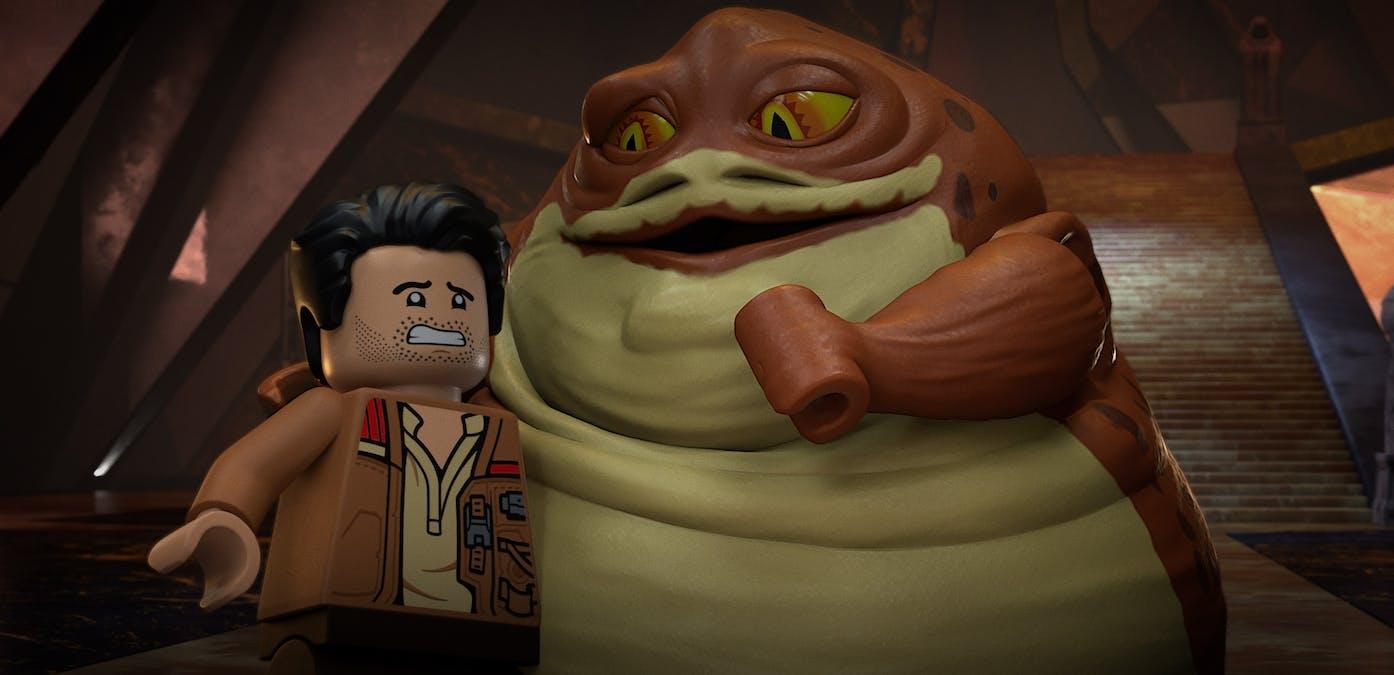 Trailer till Lego Star Wars Terrifying Tales