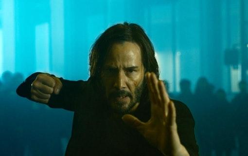 Trailern till Matrix 4 är här!