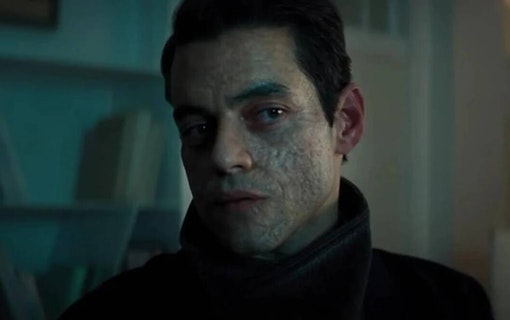 Rami Malek som Safin i No Time to Die. Foto: Universal Pictures.