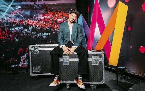 Oscar Zia klar som programledare för Melodifestivalen 2022