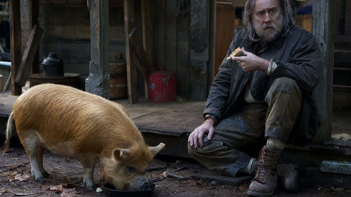 Recension av Pig med Nicolas Cage