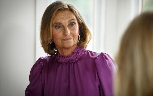 Suzanne Reuter i Suedie