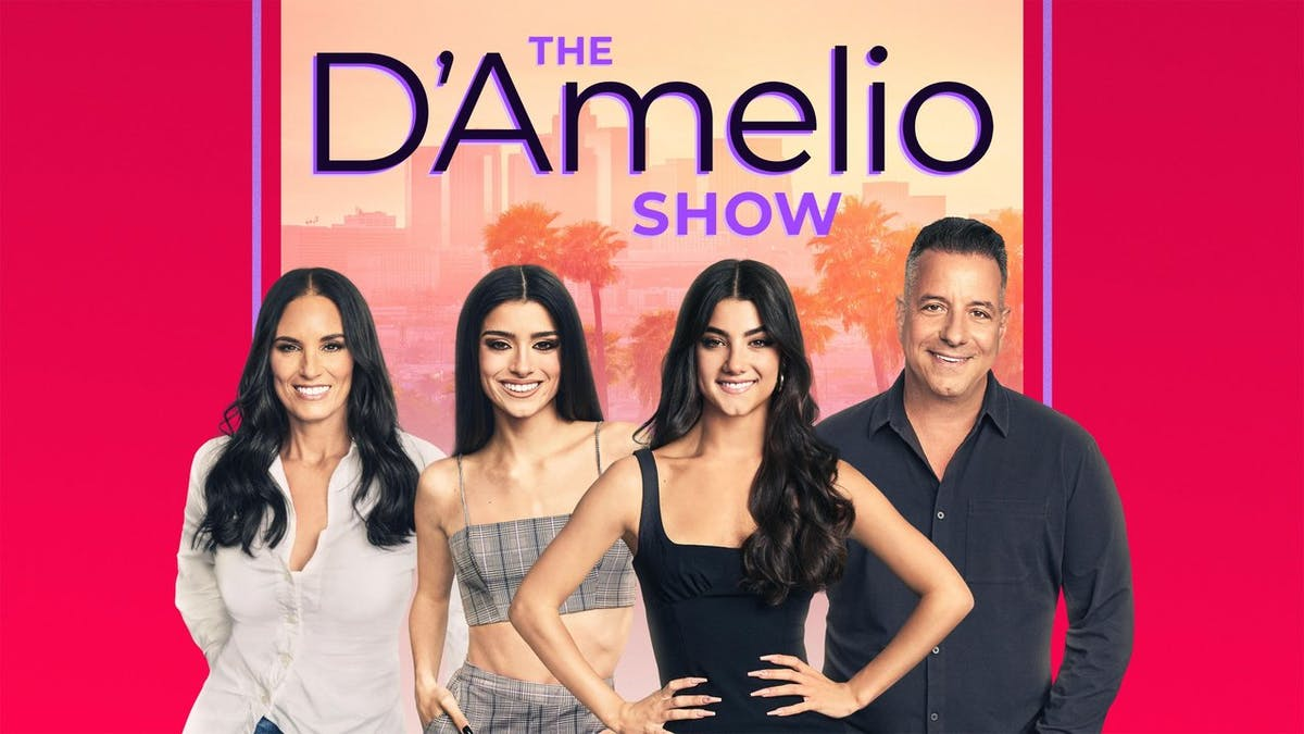 Världens största TikTok-stjärna Charli D'Amelio om nya serien