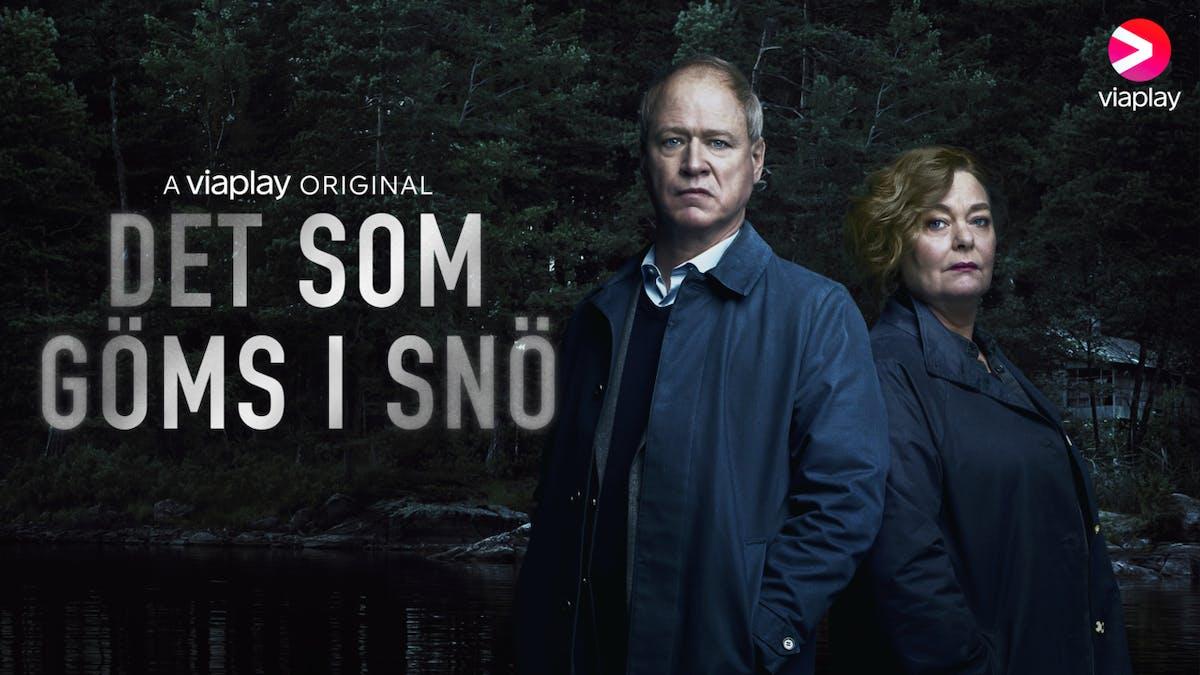 Officiell Trailer: Det som göms i snö säsong 2