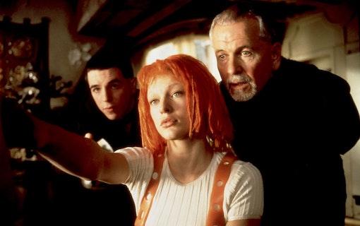 Streama Det femte elementet (1997)