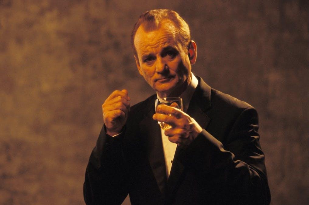 Bill Murray – hans bästa scener